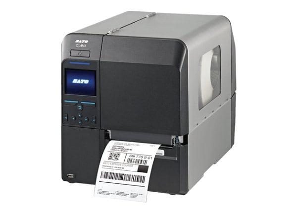 SATO CL 412NX - label printer - B/W - direct thermal / thermal transfer