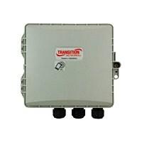 Transition Networks Hardened SESPM1040541LT-AC-NA - switch - 5 ports - mana