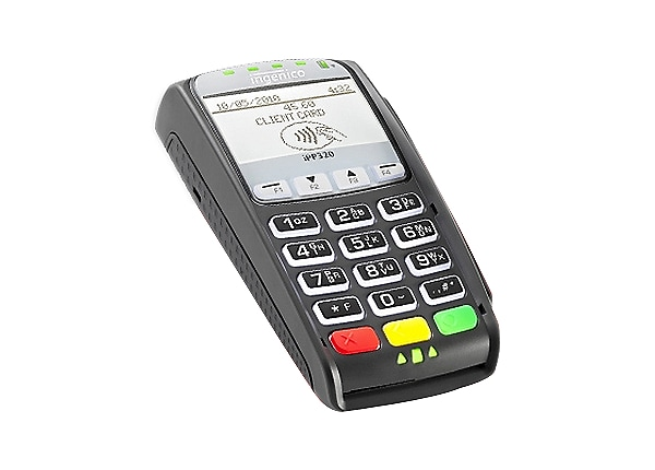 Ingenico iPP 320 128x64 LCD Smart Payment Terminal
