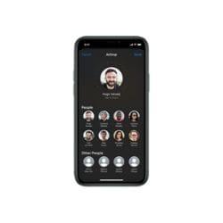 Apple iPhone 11 Pro - midnight green - 4G - 64 GB - GSM - smartphone
