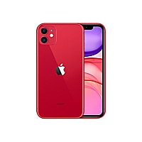 Apple iPhone 11 - (PRODUCT) RED Special Edition - red - 4G - 256 GB - GSM -