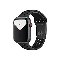 Apple Watch Nike Series 5 (GPS + Cellular) - space gray aluminum - smart wa