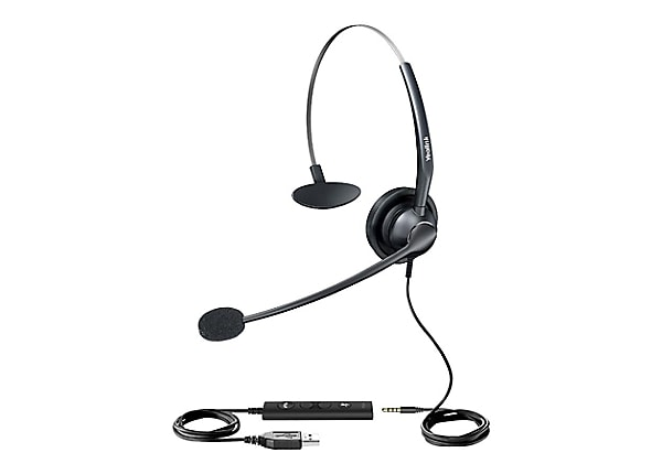 Yealink UH33 - headset