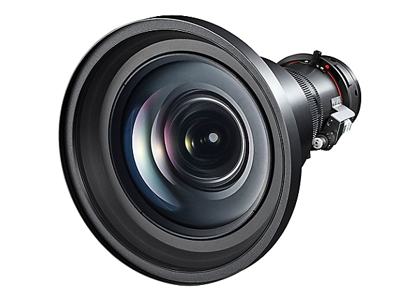 Panasonic ET-DLE060 - short-throw zoom lens - 9.16 mm - 12.1 mm