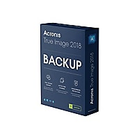 Acronis True Image Advanced - subscription license (1 year) - 3 computers,