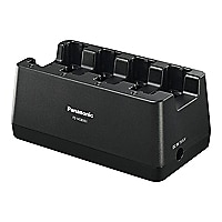 Panasonic 4-Bay Battery Charger for TOUGHBOOK 55 MK1