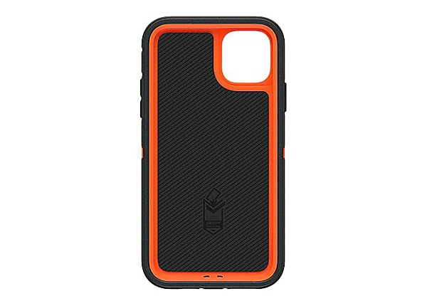 OtterBox Defender Series Screenless Edition Case - back cover for cell phon