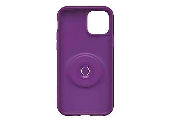 OtterBox Otter + Pop Symmetry Series - back cover for cell phone
