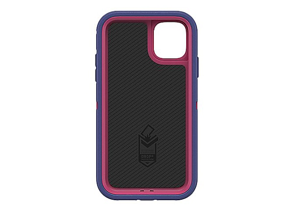 OtterBox Otter + Pop Defender Series - back cover for cell phone