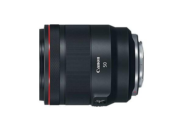 Canon RF lens - 50 mm