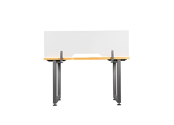 VARIDESK QuickPro 48 - table privacy panel