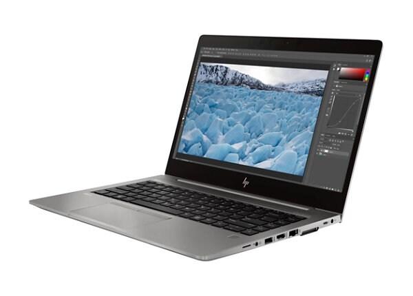 "HP ZBook 14u G6 Mobile Workstation - 14"" - Core i5 8265U - 8 GB RAM - 256 G"