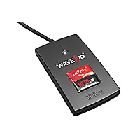 RF IDeas pcProx® Plus Enroll Smart Card Reader (5v/ ext ps/ RS232)