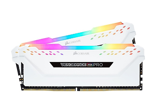 CORSAIR Vengeance RGB PRO - DDR4 - kit - 16 GB: 2 x 8 GB - DIMM 288-pin - 3