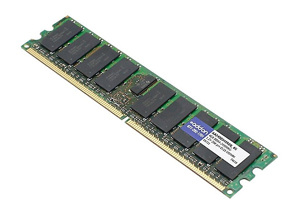 AddOn - DDR4 - module - 4 GB - DIMM 288-pin - 2400 MHz / PC4-19200 - unbuff