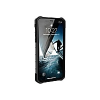 UAG Rugged Case for iPhone XR [6.1-inch screen] - Pathfinder White - back c