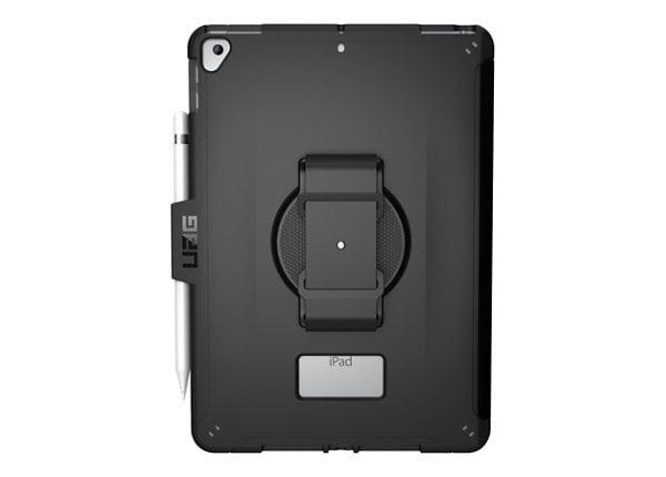 UAG Handstrap Poly Bag for iPad 10.2 - Black