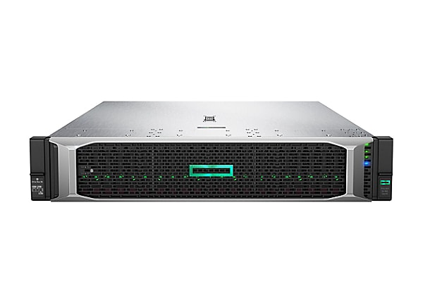 HPE ProLiant DL380 Gen10 Network Choice - rack-mountable - no CPU - 0 GB