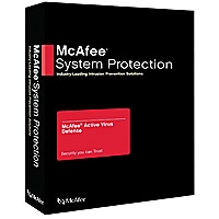 McAfee Active Virus Defense Suite - license + 1 Year Gold Support - 1 node