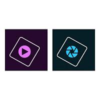 Adobe Photoshop Elements 2020 & Premiere Elements 2020 - upgrade license -