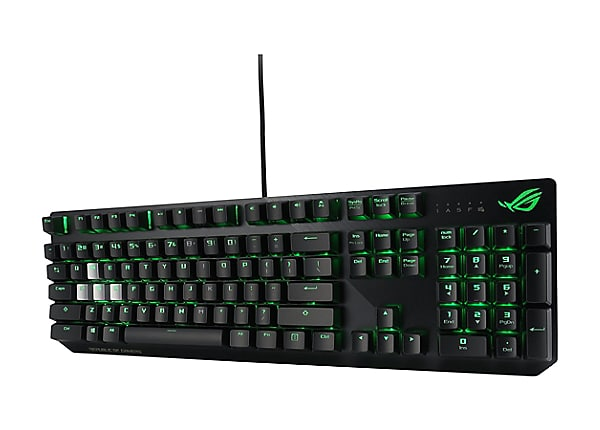 Asus ROG Strix Scope - keyboard - US