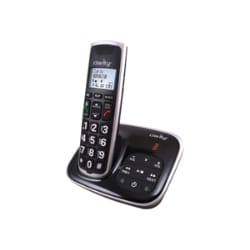 Clarity BT914 - cordless phone - answering system - with Bluetooth interfac