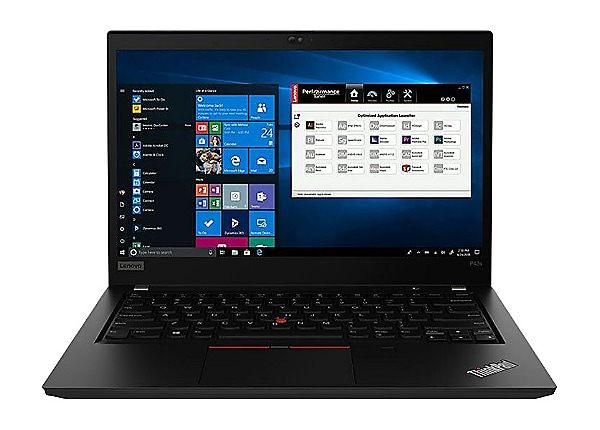 "Lenovo ThinkPad P43s - 14"" - Core i5 8365U - 16 GB RAM - 512 GB SSD - US"