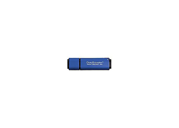 Kingston DataTraveler Vault Privacy 3.0 Management-Ready - USB flash drive