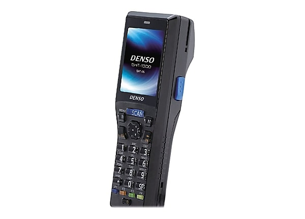 Denso BHT-1306BWB - data collection terminal - BHT-OS - 64 MB - 2.4""