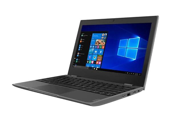 "Lenovo 100e (2nd Gen) - 11.6"" - Celeron N4000 - 4 GB RAM - 64 GB - US"