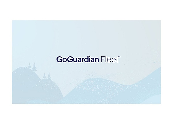 GoGuardian Fleet - subscription license (2 years) - 1 device