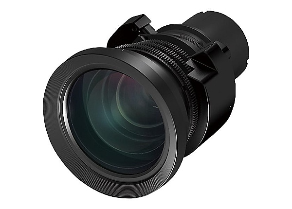Epson ELP LU03 - short-throw zoom lens - 11.1 mm - 13.1 mm