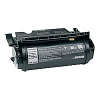Lexmark - Extra High Yield - black - original - toner cartridge for label a