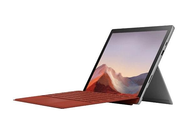 """Microsoft Surface Pro 7 - 12.3"""" - Core i3 1005G1 - 4 GB RAM - 128 GB SSD"""
