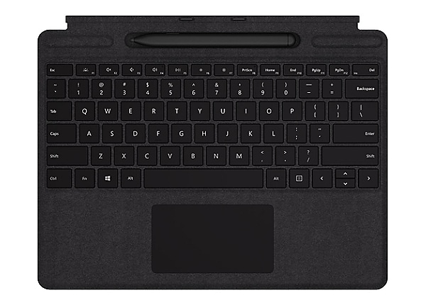 Microsoft Surface Pro X Signature Keyboard with Slim Pen Bundle - keyboard