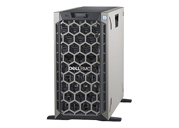 Dell EMC PowerEdge T440 - tower - Xeon Silver 4208 2.1 GHz - 16 GB - HDD 1