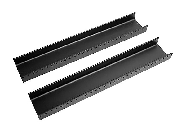 Chatsworth 5U Rack Channel Standoff for 38mm Rack Channel - Black
