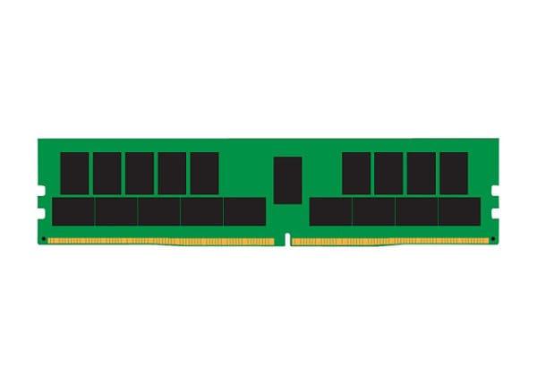 Kingston Server Premier - DDR4 - 32 GB - DIMM 288-pin - registered with par