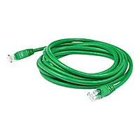 Proline patch cable - 6 ft - green