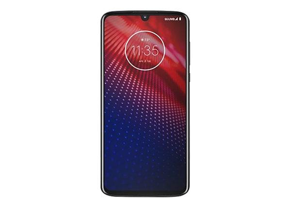Motorola Moto Z4 - flash gray - 4G - 128 GB - CDMA / GSM - smartphone