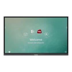 "ViewSonic ViewBoard IFP7550-M1 Interactive Flat Panel MDM Bundle 1 75"" Clas"