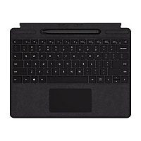 Microsoft Surface Pro X Signature Keyboard with Slim Pen Bundle - keyboard