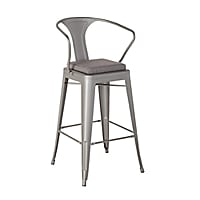 Vari Metal Conference Chair S/2