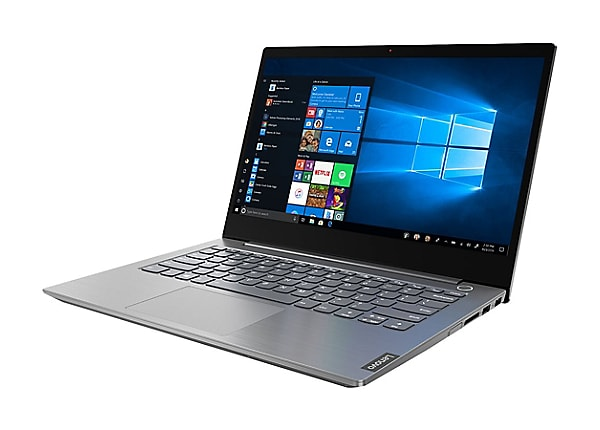 "Lenovo ThinkBook 14-IML - 14"" - Core i5 10210U - 8 GB RAM - 256 GB SSD - US"