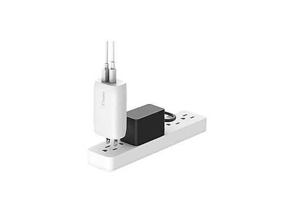 Belkin BOOST CHARGE Wall Charger power adapter