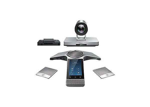 Yealink CP960-UVC80 - Zoom Rooms Kit - video conferencing kit