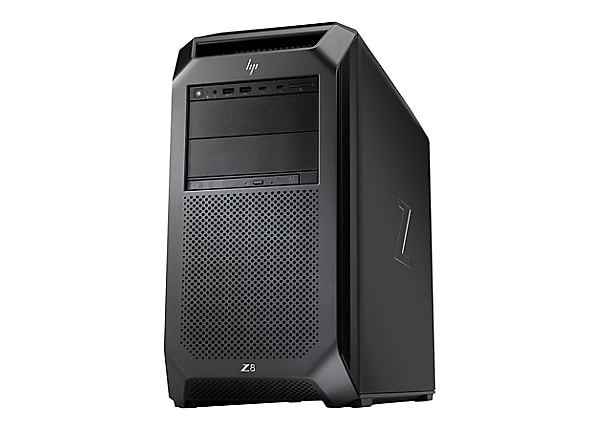 HP Workstation Z8 G4 - tower - Xeon Gold 5218 2.3 GHz - 128 GB - SSD 512 GB