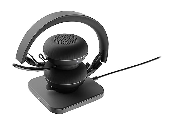 Logitech Zone Wireless Plus - headset