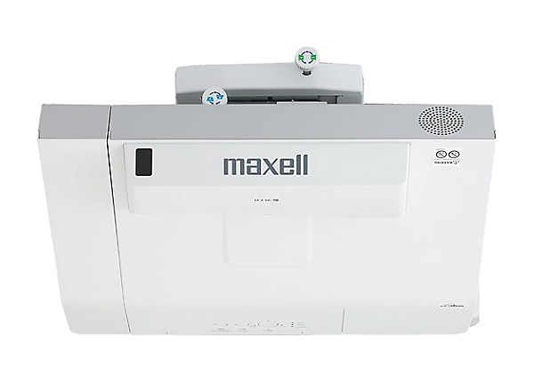Maxell MP-TW4011 - 3LCD projector - LAN