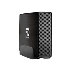 Fantom Drives Professional - hard drive - 1 TB - USB 3.0 / eSATA-300